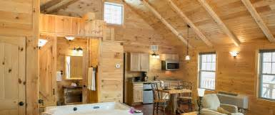 hillside cabin plans amish country ohio lodging bed and breakfast tree