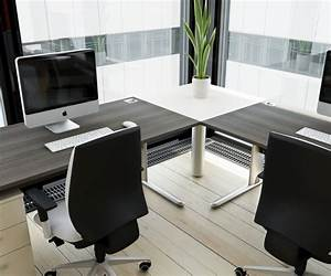 Office furniture contemporary modern office furniture for Modern home office furniture