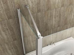 Eck Duschwand Für Badewanne : eck duschtrennwand oblante 80 badewanne alphabad ~ Markanthonyermac.com Haus und Dekorationen