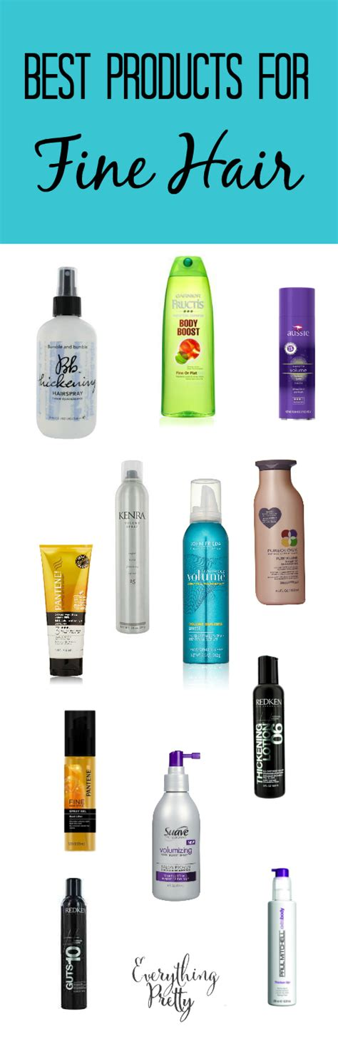 top hair styling products best hair products for hair everything pretty 5524