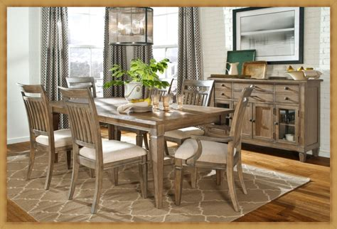 elegant rustic dining room sets loccie better homes