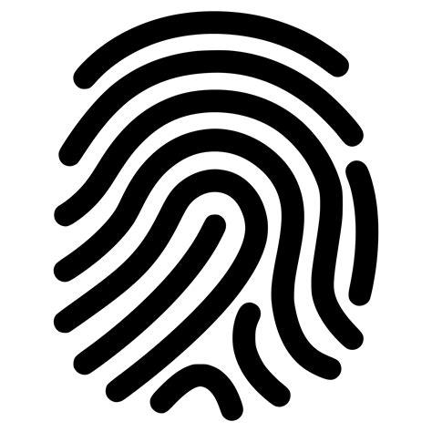Fingerprint Clipart Clipart Fingerprint