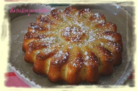 marguerite cuisine gâteau marguerite aux pommes et amande ma cuisine jaune