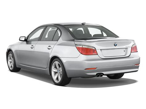 2009 Bmw 5series Reviews And Rating  Motor Trend