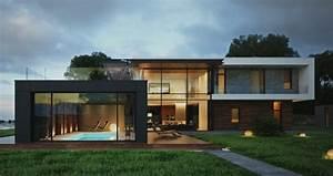 maison toit plat prix au m2 852b39 extension maison toit With maison toit plat prix au m2
