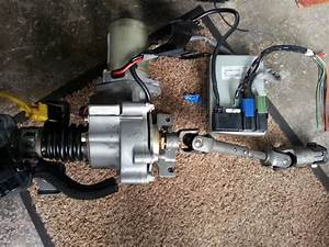 Corsa B Epas Electric Power Steering Setup  Ideal Retrofit