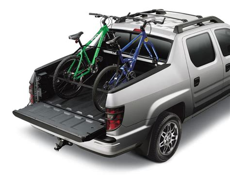 honda ridgeline bed mount bike attachment  sjc