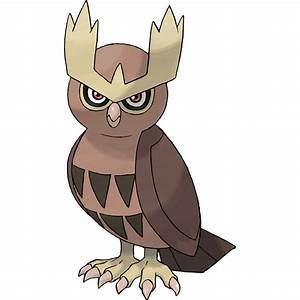Noctowl (Pokémon) - Bulbapedia, the community-driven ...