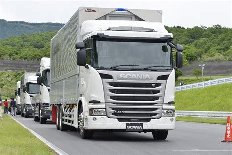 Scania Expands Its Offering In Japan Scania Group