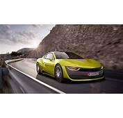 Rinspeed Etos Concept Self Driving Car Wallpaper  HD