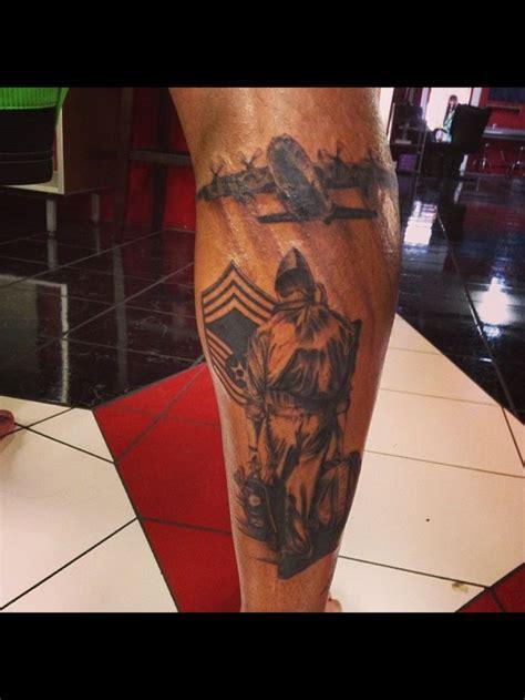 air force  aircrew calf tattoo tattoos tattoos