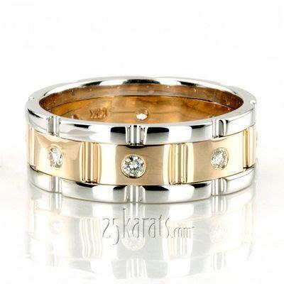 rolex style diamond wedding ring 25karats diamond weddingband diamond wedding bands
