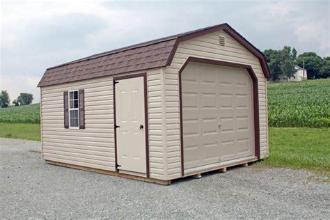 dutch barn storage shed 12x16