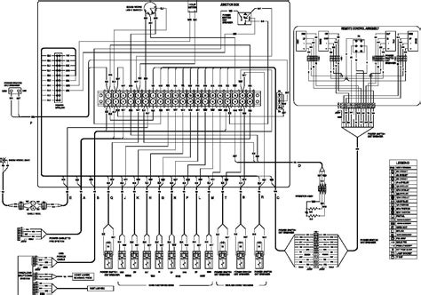 overhead crane electrical wiring diagram overhead crane