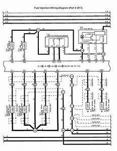 1990 Lexus Ls400 1uzfe V8 Engine Management Wiring Diagram