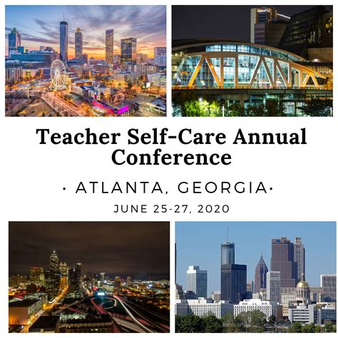 teacher care conference conference dedicated helping