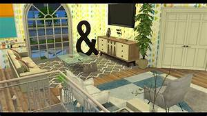 the sims 4 house building cc second floor youtube With how to make a second floor on sims freeplay
