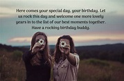 Birthday Wishes For Best Friend _ Happy Birthday Quotes ...