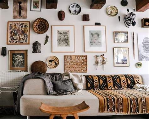 Happy Bohemian Home Inspires a happy bohemian home that inspires decoholic
