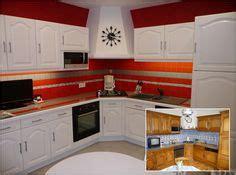 r駭ovation d armoires de cuisine plus de 1000 idées à propos de rénovation cuisine avant après sur cuisine bretagne et rennes