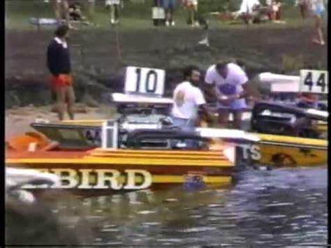 Catalina Race Boats by Swooper Bill Mclachlan Water Ski Race Old School Youtube