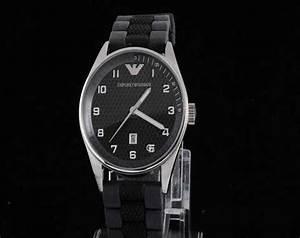 Montre De Marque Homme : montre de marque armani ~ Melissatoandfro.com Idées de Décoration