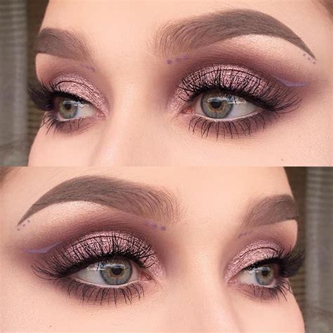 ladies  fallen  love  taupe eyeshadow makeup ideas fashionsycom