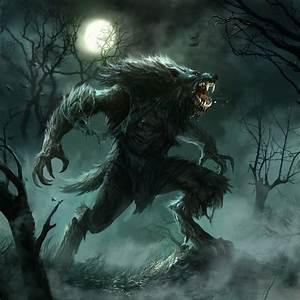 Werewolf by Fred Rambaud | Werewolf ideas | Pinterest ...