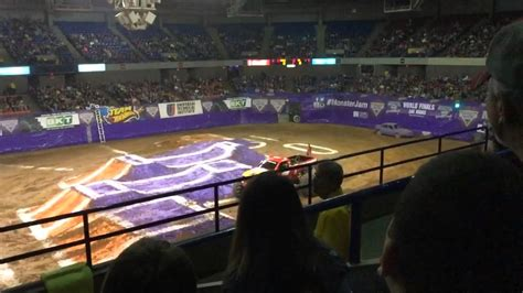 monster truck show charleston sc monster jam charleston w v 2015 youtube