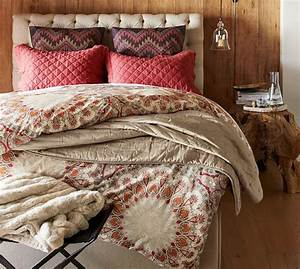 silk jersey quilt sham pottery barn With call pottery barn