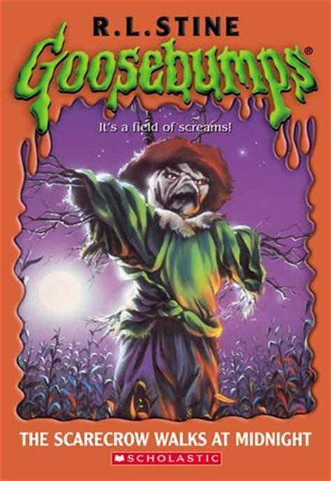 scarecrow walks  midnight goosebumps   rl