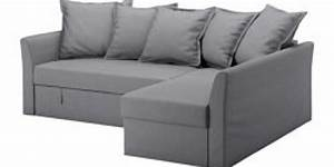 holmsund sofa bed with chaise nordvalla medium gray ikea With holmsund sofa bed review