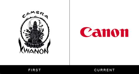 logos  famous companies looked
