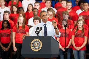 Obama talks economy, middle class at UCM « The Muleskinner