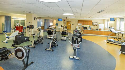 skook news  cardiac rehabilitation department opens