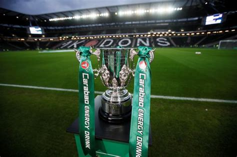 Carabao Cup draw live as semi-final fixtures decided after ...