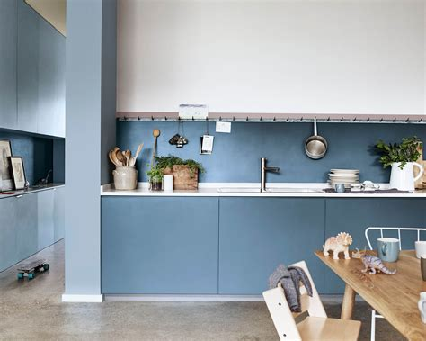 modern kitchen cabinets find a modern colour scheme to suit your family with dulux 7607