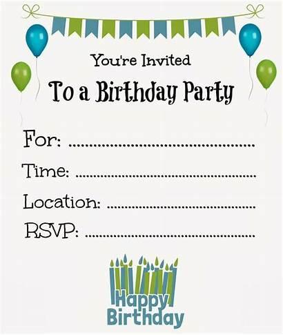 Invitations Birthday Party Printable Invitation Templates Boys