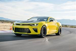 2017 Chevrolet Camaro V-6 1LE and SS 1LE Street and Track ...