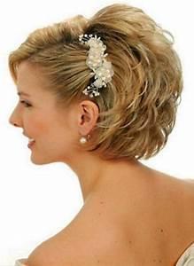 Coiffure Mariage Cheveux Court : tendances coiffurecoiffure mariage cheveux courts femme ~ Dode.kayakingforconservation.com Idées de Décoration