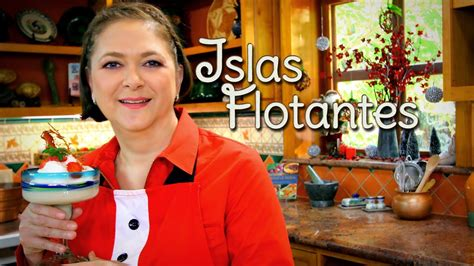 Islas Flotantes (Postre sin Horno) Cocina Festiva: Sonia