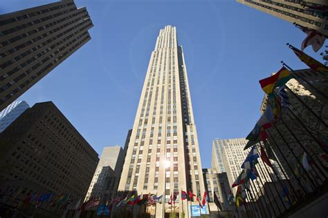 5 of the most deco buildings in new york city