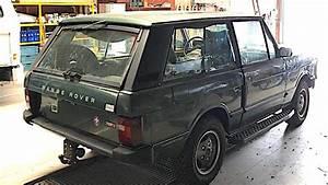 Harri Asunta  U00bb Range Rover V8 2-door 1991