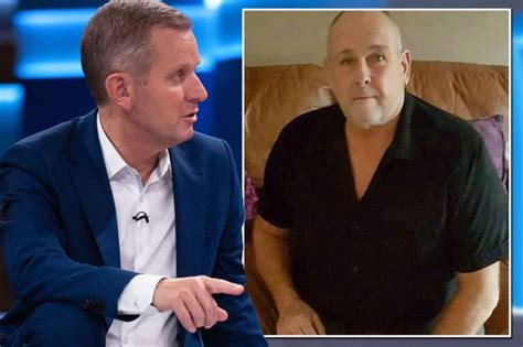 Images of Steve Dymond On the Jeremy Kyle Show