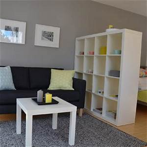 Apartment Einrichten Ideen : 1 zimmer apartment wohnideen bilder ~ Markanthonyermac.com Haus und Dekorationen