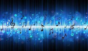Blue Music Wallpapers - Wallpaper Cave