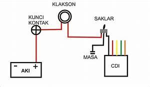 Diagram  Wiring Diagram Klakson Full Version Hd Quality Diagram Klakson