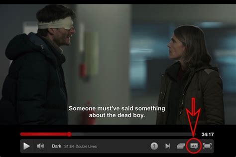 change  subtitles  netflix turn  dubbing