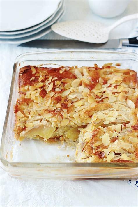 quel dessert avec des pommes g 226 teau d aux pommes et amandes cuisine culinaire