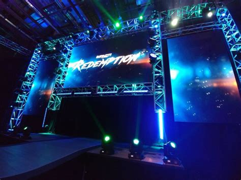impact wrestling redemption results  april
